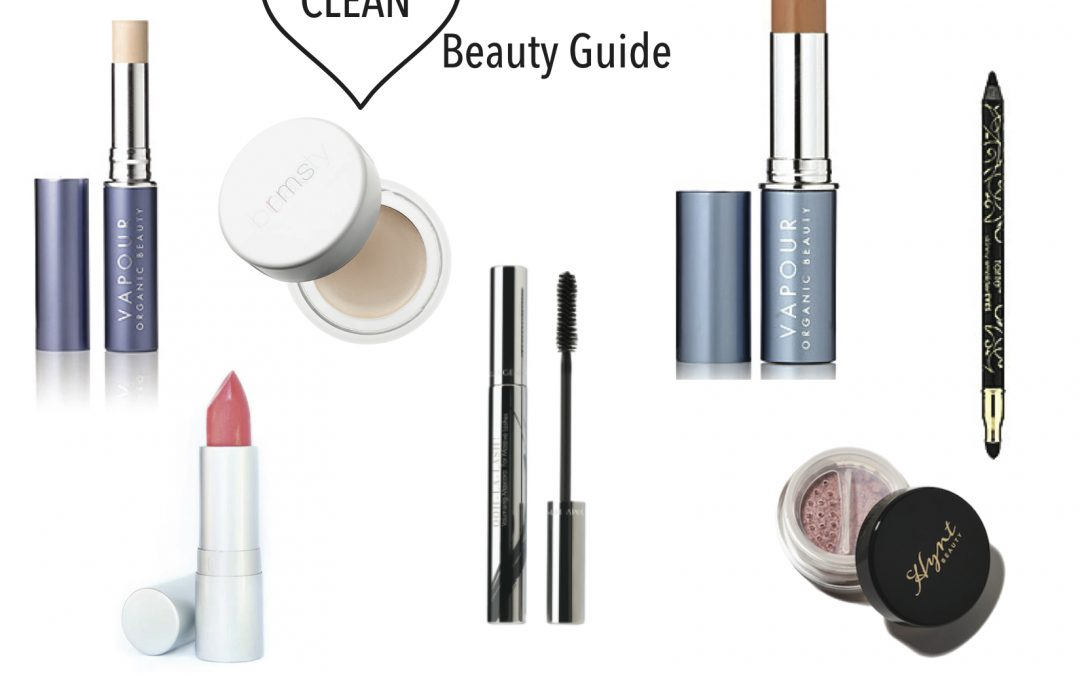 Top NYFW Beauty Looks + How to Look Runway Ready With Our CLEAN Beauty Guide
