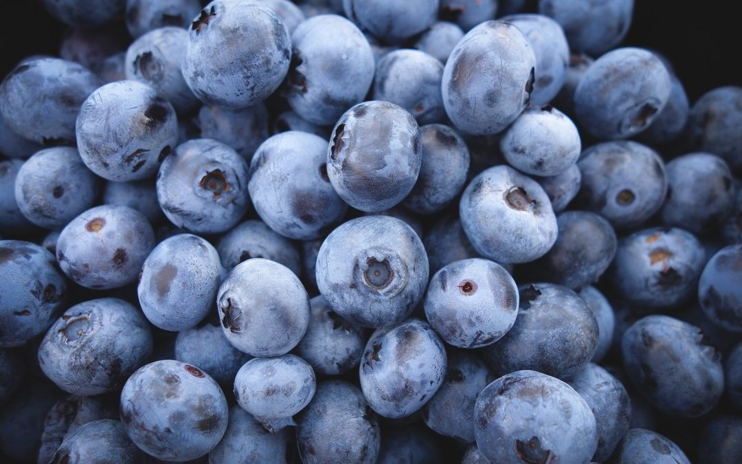 Here's How to Achieve the Skin of Your Dreams (Hint: it involves BLUEBERRIES!)