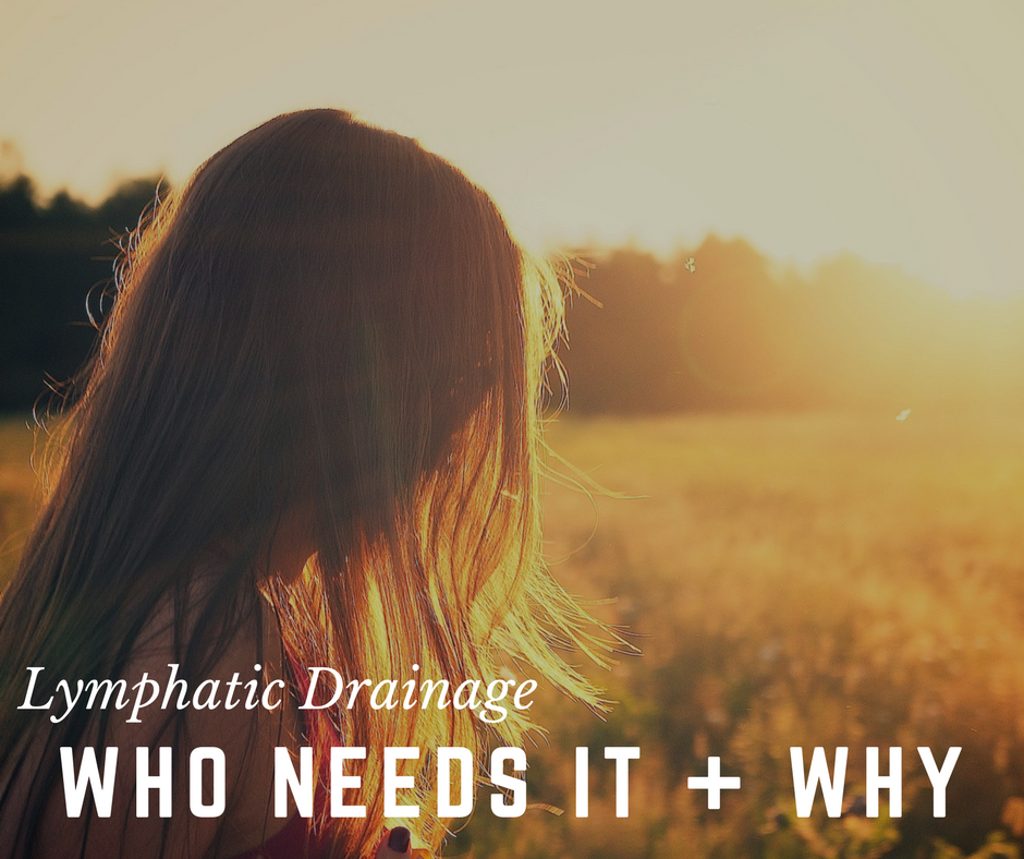 Lymphatic Drainage 101: What It Is And How It Can Benefit