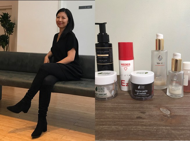 Self Magazine- 101 Skin Care Products Beauty Experts Use at Night